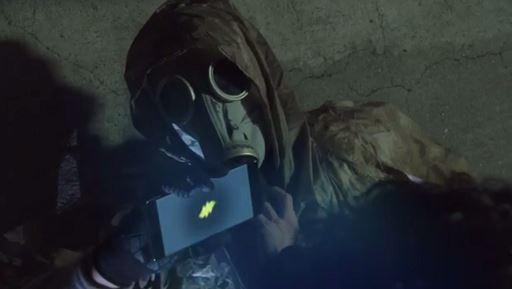 ニッポンノワール ガスマスク正体 誰